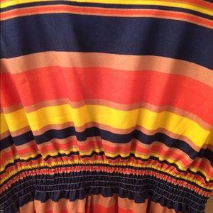 Angie Swim - Colorful beach dress